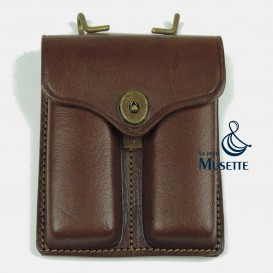 Leather MP ammo pouch