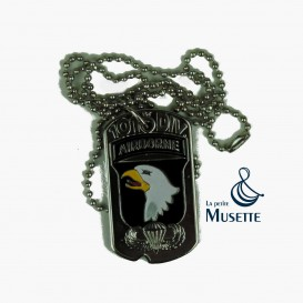 101st Dog Tags