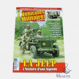 Jeep - Histoire d'une légende