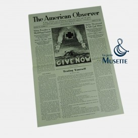 Journal The American Observer