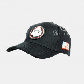 502ND Cap - Black