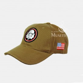 502ND Cap - Brown