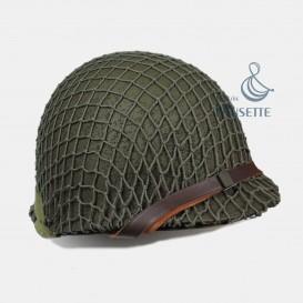 Complete M1 Helmet