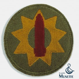9th Coast Artillery Patch