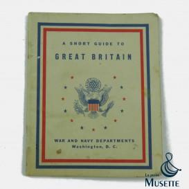 Guide Grande Bretagne