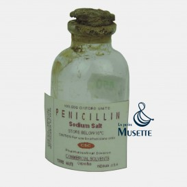 Penicillin bottle