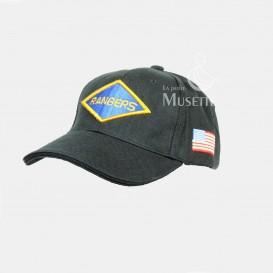Rangers Cap - Black