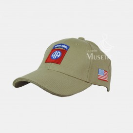 82nd Cap - Black