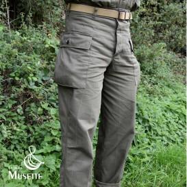 Pantalon HBT, Luxe