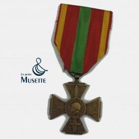 Volunteer Combatant's Cross