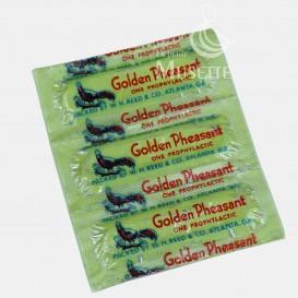 Préservatifs Golden Pheasant