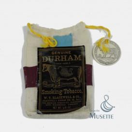 Durham Tobacco satchel