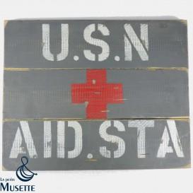 USN Aid Station