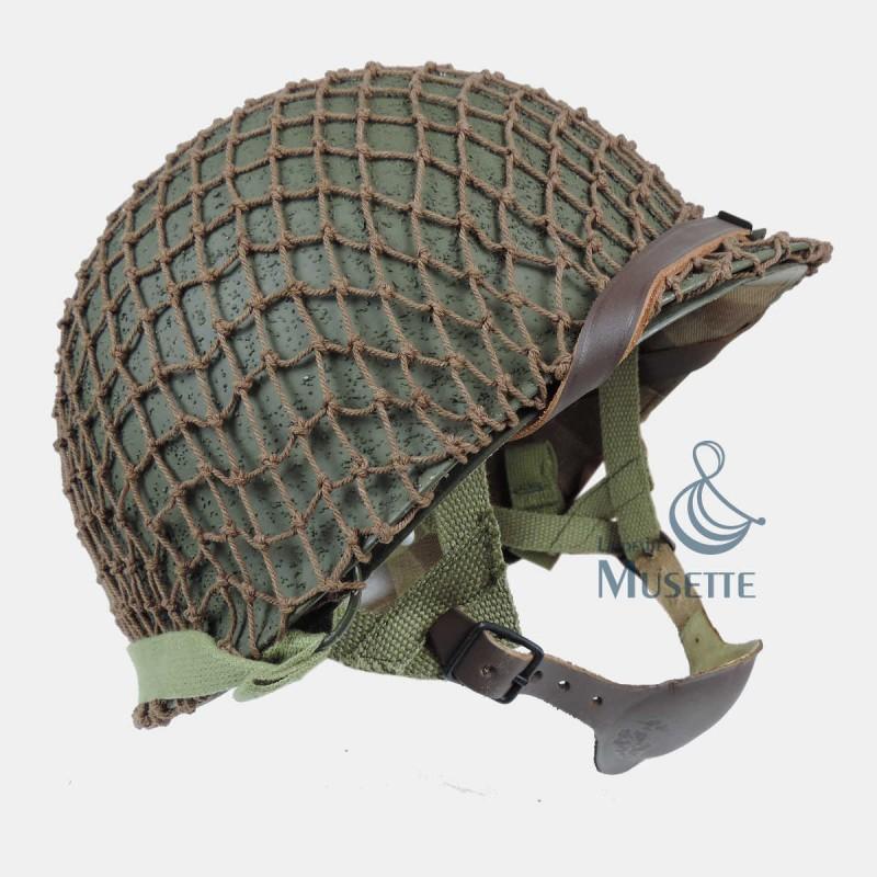 M1 Helmet Medium Mesh Militaria Normandy Wwii