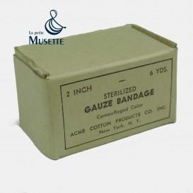 Gauze Bandage Sterilized