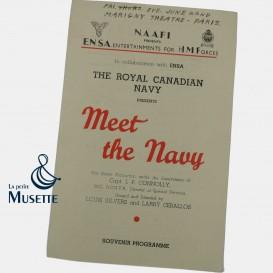 """"""" Meet The Navy  """""""