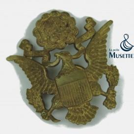 US Army eagle cap badge