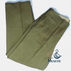 1942 Mustard Pants