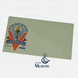 Victory Patriotic envelope