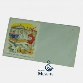 Admiral Patriotic envelope