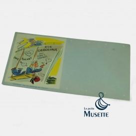 Navy Patriotic envelope