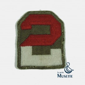 2nd US Army Patch