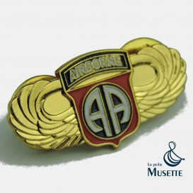 Pin's 82nd Airborne