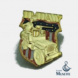 Pin's Jeep US