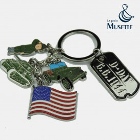 Keychain US Vehicles
