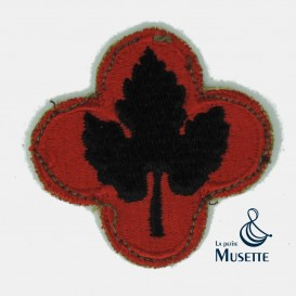 43rd  Infantry Division Patch