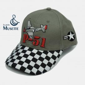 P51 - Mustang Baseball Cap