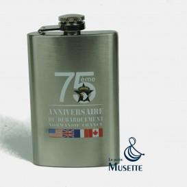 Flask 75th - Grey