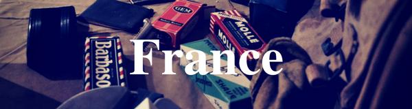 France reenactment material